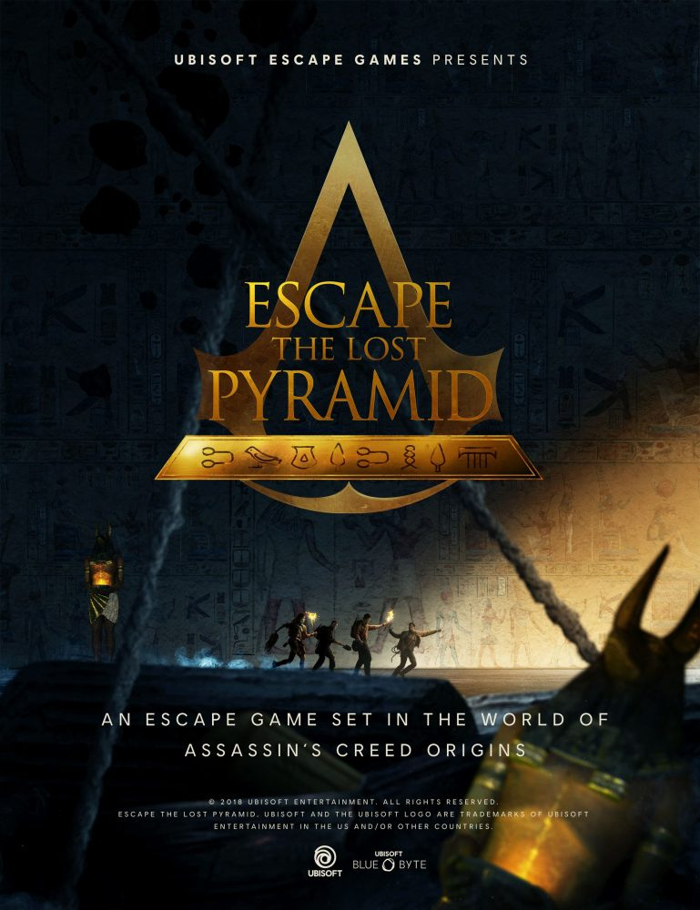 Escape game premium : Escape The Lost Pyramid