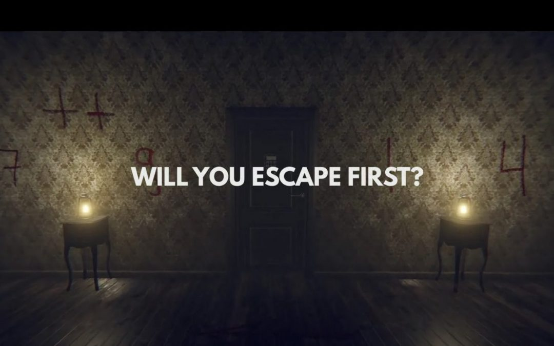 Escape First – The Red Button